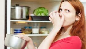 التخلص من رائحة الثلاجة الكريهة