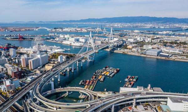 أكبر الجزر في اليابان