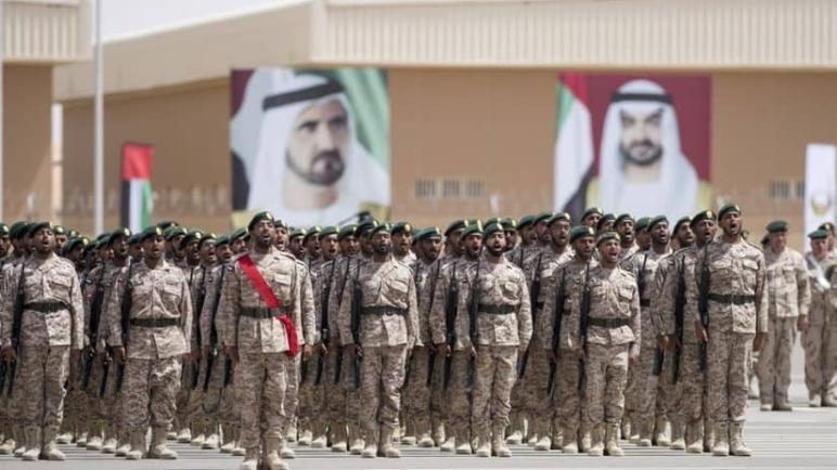 ترتيب الجيش الإماراتي 2020 على مستوى العالم