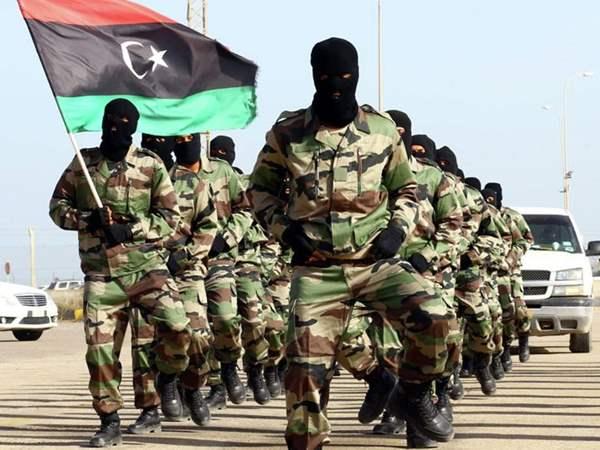 الجيش الليبي 2020