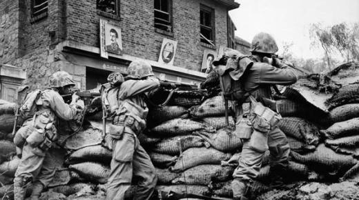 ما هي الحرب الكورية المنسية ؟