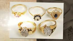 تفسير حلم رؤية الخاتم الذهب في المنام