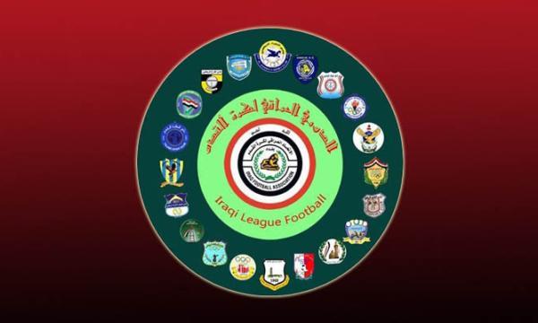جدول ترتيب الدورى العراقى الممتاز موسم 2018/2019