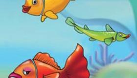 قصة السمكات الثلاثة والصياد