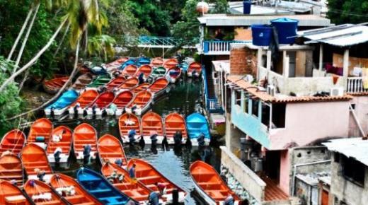 السياحة فى فنزويلا