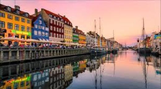 السياحة فىالدنمارك