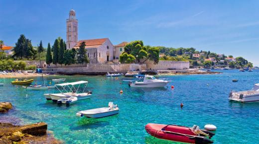 السياحة فى كرواتيا