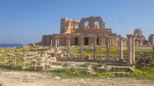 السياحة في ليبيا