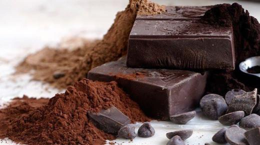 اكتشاف الشوكولاتة وبداية إنتاجها