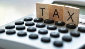 أنواع الضرائب وخصائصها