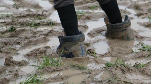 تفسير حلم رؤية الطين في المنام