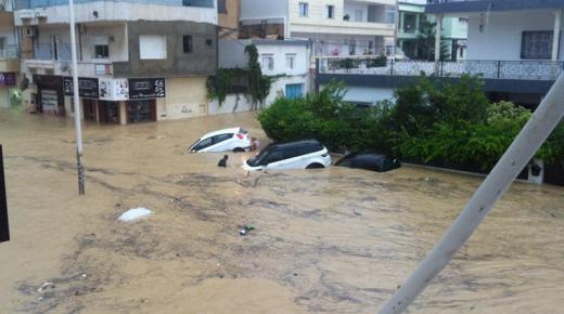 تفسير حلم رؤية الفيضانات فى المنام