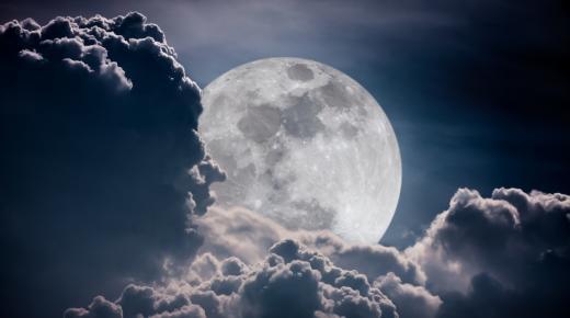 تفسير حلم رؤية القمر في المنام