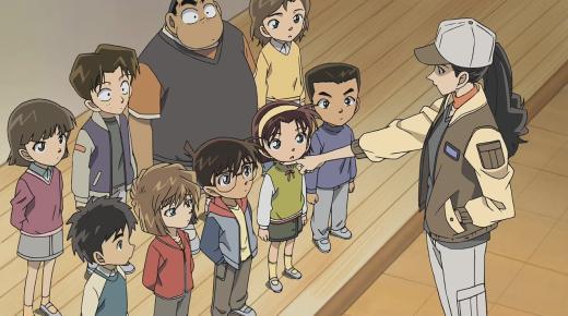 فيلم المحقق كونان 12 (2008) مترجم