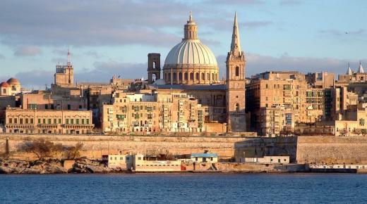 المعالم السياحية فى مالطا