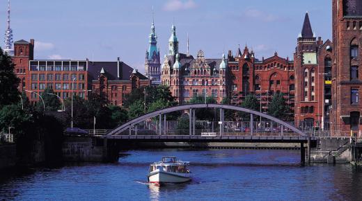المعالم السياحية فى هامبورج