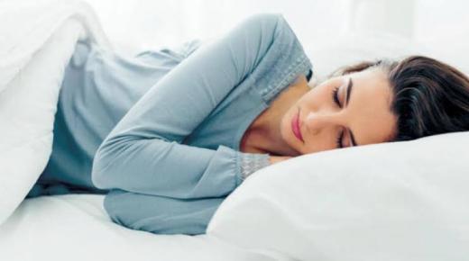 بينهم تبديل الأفكار.. نصائح قبل دخولك إلى النوم