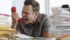 بحث عن ضغوط العمل