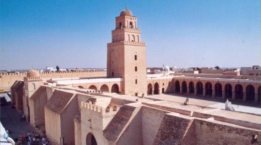 إنشاء مدينة القيروان في شهر رمضان
