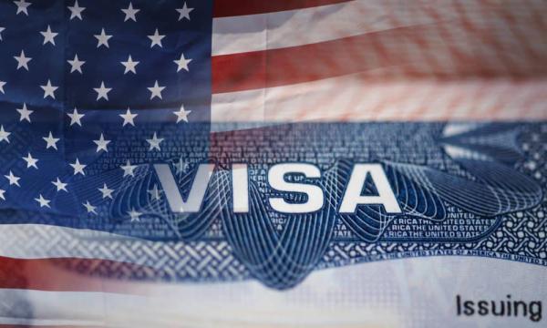 تأشيرة أمريكا السياحية