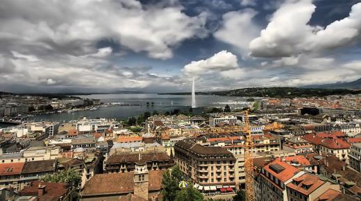 بم تشتهر مدينة جنيف ؟