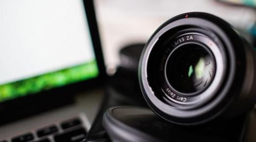 تشغيل الكاميرا على الكمبيوتر في جميع نسخ الويندوز