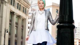 أحدث تصميمات هوت حجاب 2019 للصيف والربيع