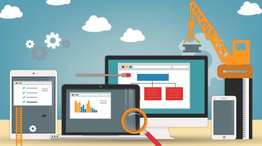 تعلم كيفية تصميم موقع على الإنترنت