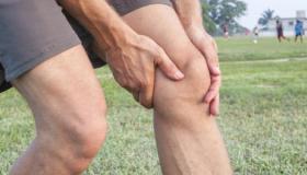 علاج تمزق أربطة الركبة