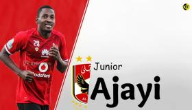 من هو جونيور أجاي لاعب النادي الأهلي المصري ومنتخب نيجيريا لكرة القدم؟