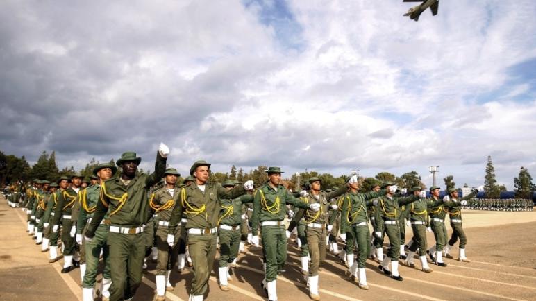 ترتيب الجيش الليبي 2020 على مستوى العالم