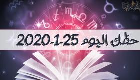 حظك اليوم 25-1-2020 ماغي فرح | توقعات الأبراج اليوم السبت 25 يناير 2020