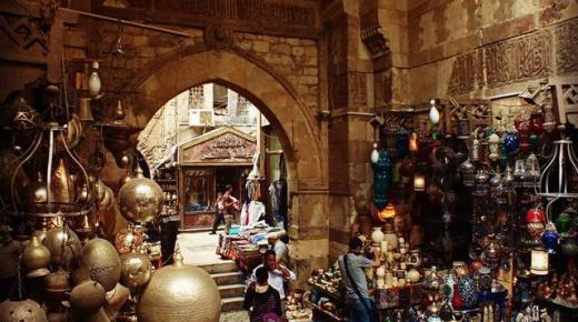 تاريخ شارع خان الخليلي