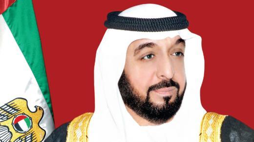 رئيس الإمارات خليفة بن زايد