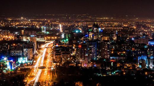 بم تشتهر دولة كازخستان؟