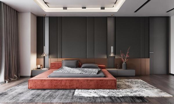 أحدث ديكورات غرف نوم 2020 أجمل تصميمات أشكال غرف نوم مودرن للعرسان