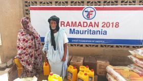 رمضان فى موريتانيا