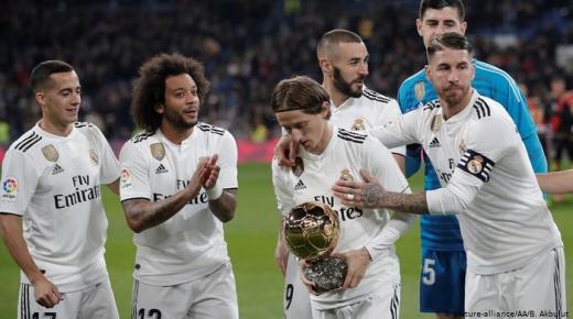 جدول مباريات ريال مدريد خلال شهر ديسمبر في الدوري الإسباني ودوري الأبطال