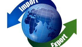 معنى الاستيراد والتصدير