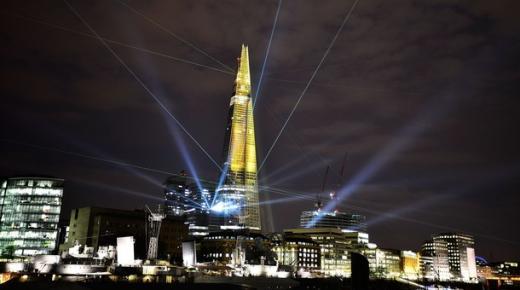 صور برج شارد 2020 | خلفيات ورمزيات أطول برج في أوروبا The Shard Tower
