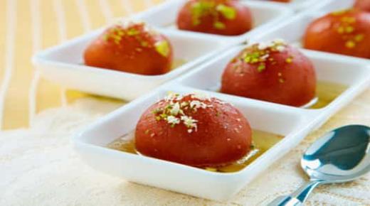 حلويات سهلة التحضير لرمضان من المطبخ الهندي