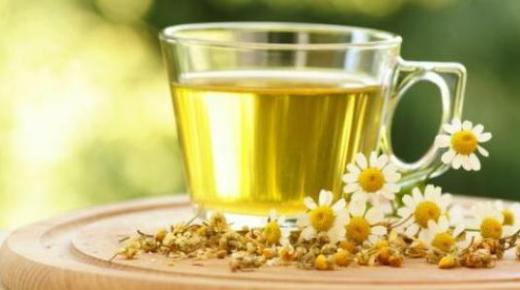 طريقة عمل شاي البابونج بأكثر من وصفة لصحة الجهاز الهضمي