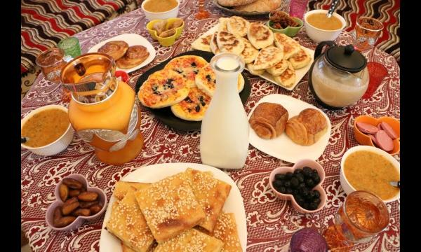 طريقة عمل فطور رمضان