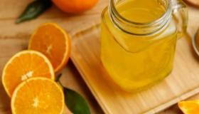 طرق حفظ عصير البرتقال