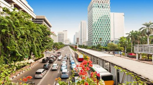ما هي عاصمة إندونيسيا ؟