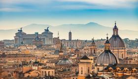 ما هي عاصمة إيطاليا ؟