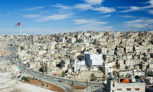 ما هي عاصمة الأردن ؟