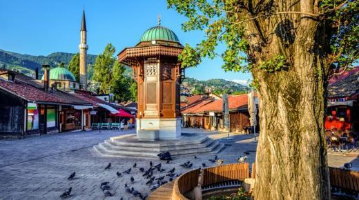 ما هي عاصمة البوسنة والهرسك ؟