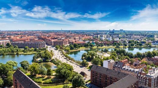 ما هي عاصمة الدنمارك ؟