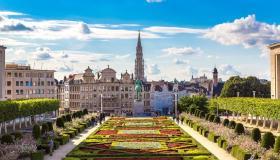 ما هي عاصمة بلجيكا ؟